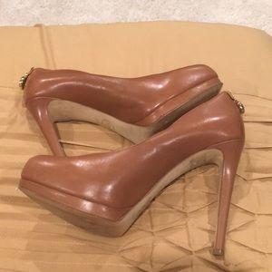 Michael Kors high heels pump caramel size 81/2